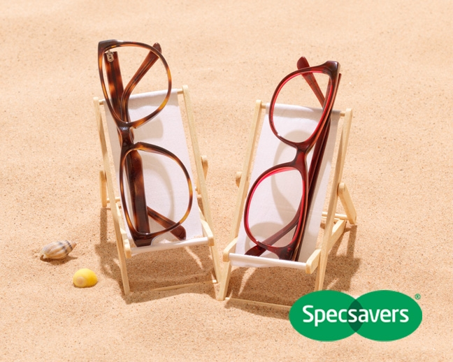 Specsavers Summer Nordic Campaign