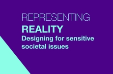 Representing reality | Designing for sensitive societal issues